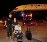 Hawaii, Airport 2010