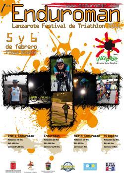 Plakat Lanzarote Double 2011