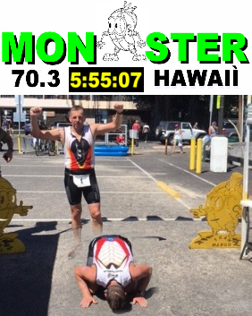 Monster 70.3 Hawaii 2017