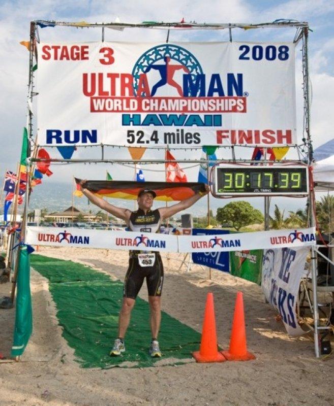 Ultraman Hawaii 2008