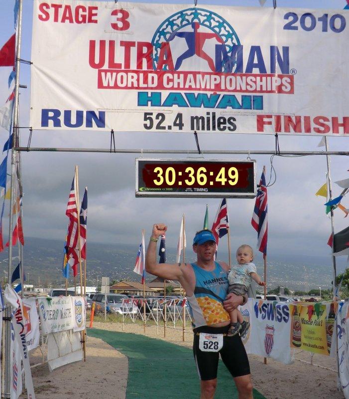 Ultraman Hawaii 2010
