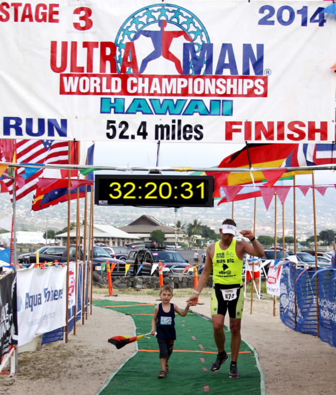 Ultraman Hawaii 2014
